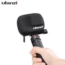Ulanzi Gopro 8 Portable Storage Tasche Reise Mini Fall für Gopro Hero Schwarz 8