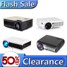 Projektor LED Full HD 1080P kino wideo 3D Proyector kino domowe OS Android opcjonalnie LED96 M2 M5 wyprzedaż wyprzedaż Flash tanie tanio Poner Saund Instrukcja Korekta 4 3 16 9 Projektor 3lcd Rzucanie
