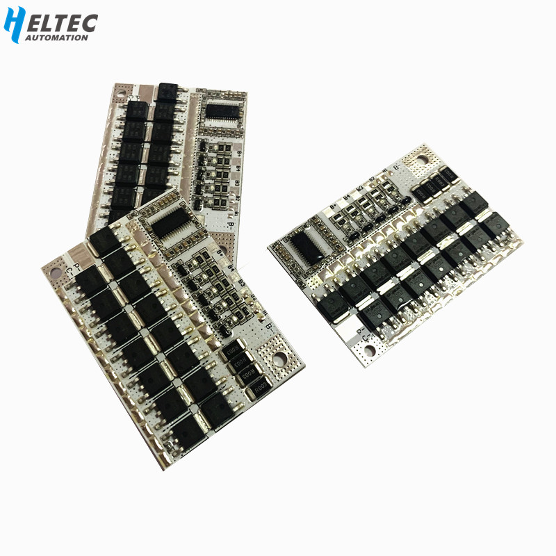 Balance BMS 3S/4S/5S 100A 12V 16.8V 21V Lifepo4/LMO/LiMnO/Li-ion Ternary Lithium Battery Protection  Board  Charging Module