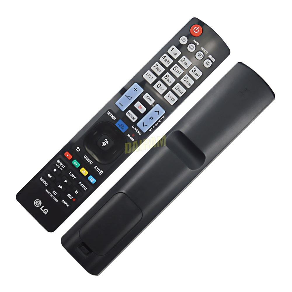 AKB73615303 пульт дистанционного управления подходит для LG TV LCD HD TV AKB72915238 AKB72914043 AKB72914041 AKB73295502 AKB73756502 AKB7375650