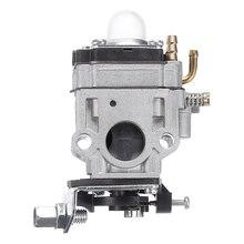 Carburateur Mayitr 15mm pour tronçonneuse taille haie 43cc 47cc 49c pièces de carburateur pour débroussailleuse