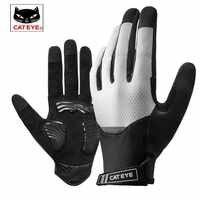 CATEYE-guantes de ciclismo para hombre y mujer, resistentes al viento, térmicos, antideslizantes, para pantalla táctil, para esquí de invierno