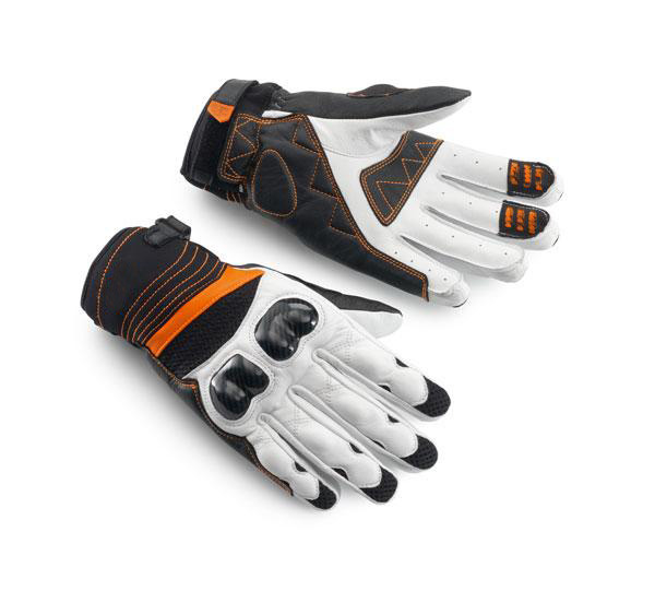 New Radical X Gloves Motorcycle Gloves Full Finger Orange Motocross Man Woman Guanti Moto