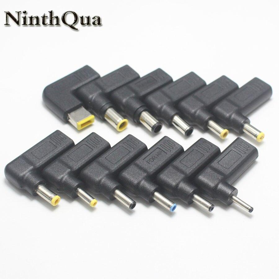 1 шт. PD быстрое зарядное устройство type-C до 2,5x0,7/3,0x1,1/5,5x2,5/4,5x3,0/5,0x3,0/6,5x4,4 разъем постоянного тока для адаптера ноутбука ASUS