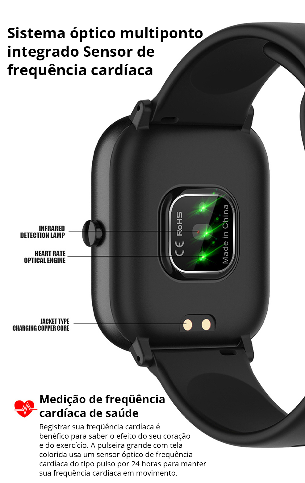 H8d72c786311242c5945294b5da28261fu SQR P8 SE Smart Watch Men Women 1.4 Inch Fitness Tracker Full Touch Screen Ip67 Waterproof Heart Rate Monitor for iOS Android
