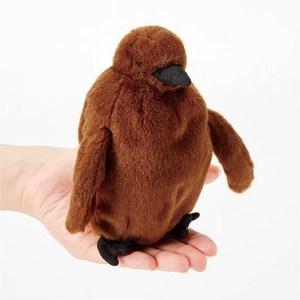 Image 5 - Ewoluujący pingwin Plushie japoński śliczne jaja pisklęta dorosłych pingwiny monety kiesy nadgarstek monety portfel etui kobiety torebka stojak w kształcie karty