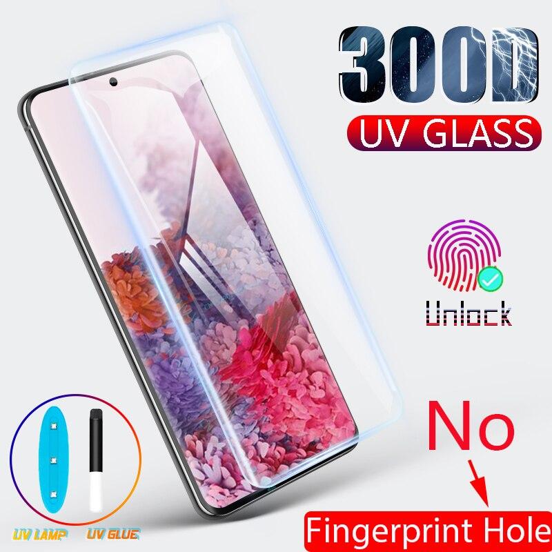 Защитное стекло, закаленное стекло для Samsung Galaxy S20 Plus Note 20 Ultra S9 S8 S10 Plus S10E S 9 8 10 E Note 9 10 s10 lite