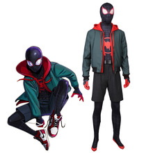 Cool Spiderman Into The Spider-Verse Ultimate Comics Fallout #4 Cosplay