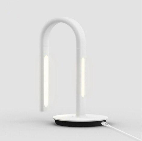 Оригинальный Xiao mi светильник mijia 2 Xiao mi Eyecare приложение управление двойной светильник источник смарт настольная лампа Xio mi Home mi Store-белый