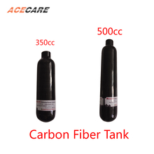 AC3050 0.5L Cylinder Scuba Pcp Gun Air Pcp Compressed Air Gun 5 5 4500Psi Underwater Gun Airforce Condor Paintball Acecare