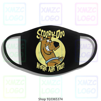 Scooby Doo 50Th Anniversary Where Are You ly Licensed Adult Mask Headband scarf Mask Bandana Women Men