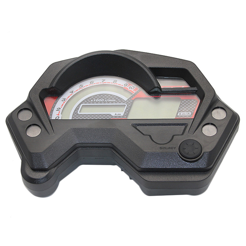 Motorcycle Tachometer Speedometer Abs Lcd Panel With Light Case for Yamaha Fz16|Tachometers| |  - title=
