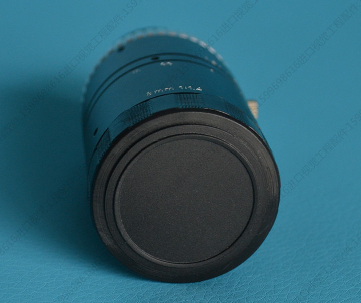 For 1PCS Used VST SV-0814H 8MM 1: 1.4 Japanese Industrial Camera Lens 5 million Pixels image