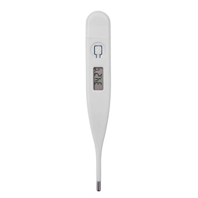 Digital LCD Heating Baby Thermometer Tools High Quality Kids Baby Child Adult Body Temperature Measurement