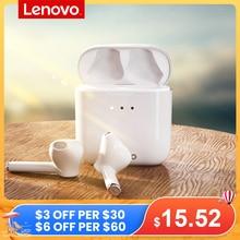 Lenovo QT83 TWS Bluetooth 5.0 אוזניות HIFI קול אוזניות אלחוטיות באיכות עמיד למים אוזניות אוזניות עם מיקרופון