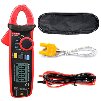 UNI-T UT210A UT210B UT210C UT210D UT210E Digital Clamp Meter Ture Multimeter AC/DC Current Voltage Resistance Capacitance Tester uni t ut71 series digital multimeter ture rms ac dc meter volt ampere ohm capacitance temp tester 40000 counts 0 025% accuracy