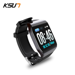 Image 2 - KSUN KSS901 Smart Bracelet Band With Heart rate Monitor ECG Blood Pressure IP68 Fitness Tracker Wrisatband Smart Watch