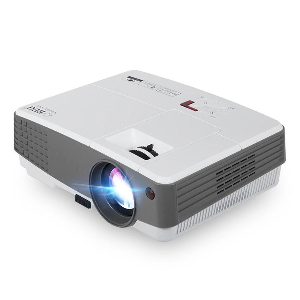 600d + проектор домашний проектор Hd светодиодный мини прочный проектор мини проектор - 5