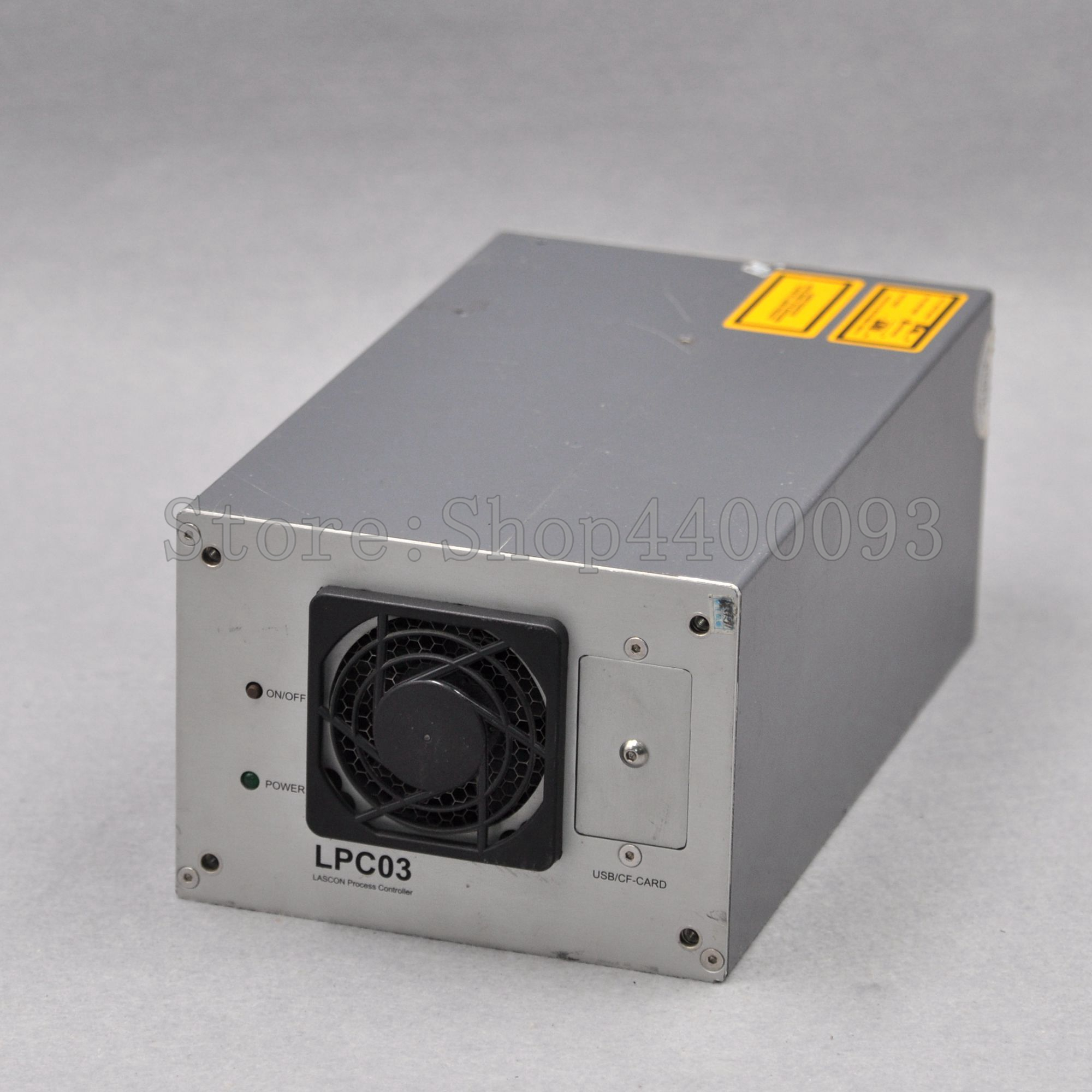 LASCON LPC03 Infrared Pyrometer 24VDC 5DC Maximum Power 5MW Wavelength 650nm