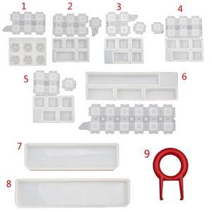 Механическая игровая клавиатура для компьютера, PC Gamer, Pet Paw keycaps, силиконовые формы