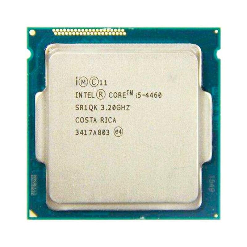Intel Core i5 4460 czterordzeniowy 3.2GHz 4 rdzenie 4 wątki 6MB 5GT/s LGA 1150 procesor cpu