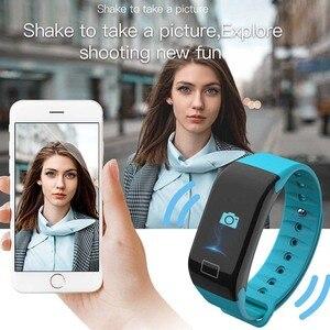 Image 3 - Polsband Bloeddruk Smart Horloge IP67 Waterdichte Pols Band Voor Samsung Galaxy S10 5G S10e S9 Plus S8 S7 s6 Rand Note 10 9 8