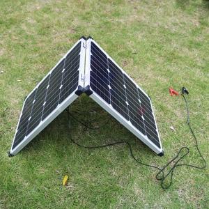 Image 4 - Солнечная панель Dokio Складная, 100 Вт, 12 В, 18 в