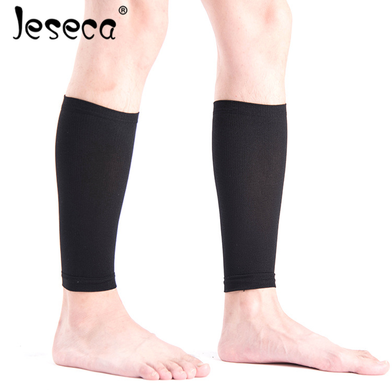 Jeseca New Women Stockings Compression Underwear Pressure Varicose Vein Knee High Pressure Circulation Slim Leg Warmers Sox