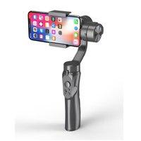 Smart Phone Stabilizing H4 Holder Handhold Gimbal Stabilizer for Iphone Samsung & Smart Phone Action Camera holder