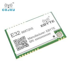 Image 5 - SX1276 868 МГц 100 мВт 20 дБм SMD TTL E32 868T20S ebyte беспроводной трансивер с большим радиусом действия 3 км LoRa IPEX передатчик и приемник