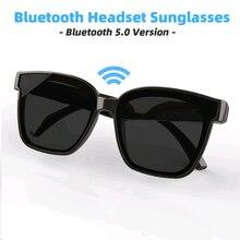 نظارات شمسية ذكية A3 ، 2 في 1 ، لاسلكية ، بلوتوث ، سماعة موسيقى ، ركوب الدراجات في الهواء الطلق ، سماعات رأس رياضية