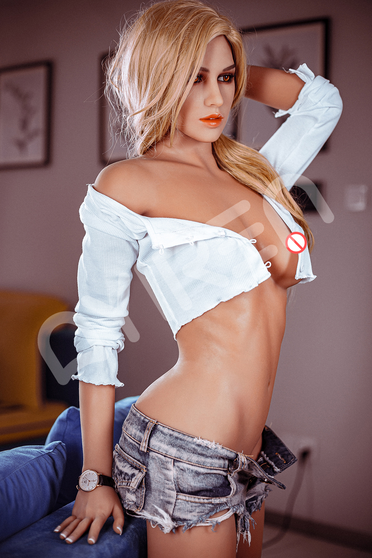 H8d7927160a50460f99e76a1b430b40c9F AYIREN-Muñeca sexual realista para hombres adultos, juguete erótico de silicona, de 165cm, Con pechos, vagina y ano, para sexo Oral