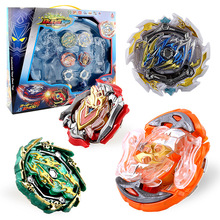 Fire brand burst gyro toy battle gyro with competitive gyro disk alloy assembly blast gyro hand xd168 11 burst gyro toy blast gyro pair battle disk arena b122 gyro series set