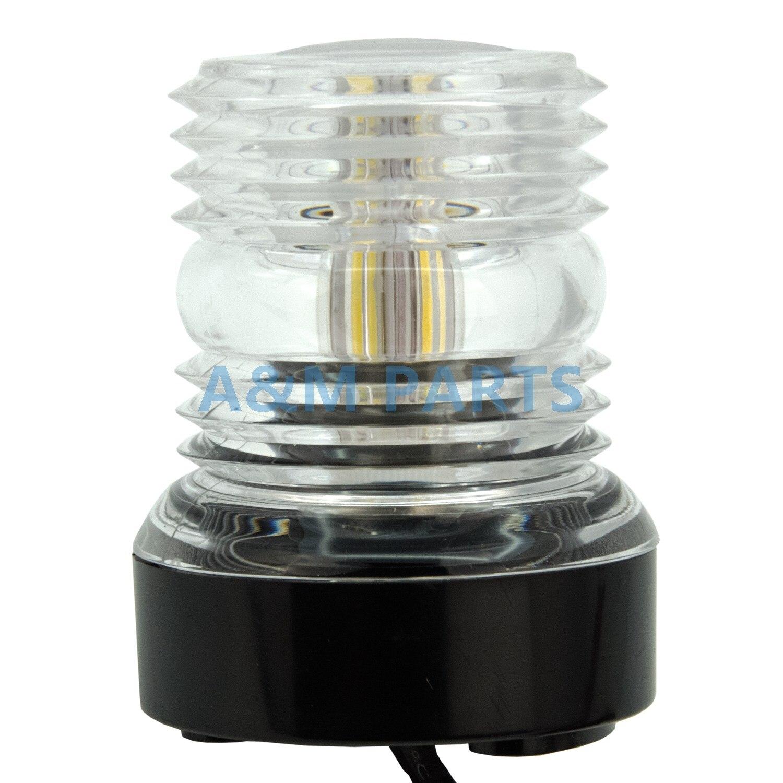 All Round Light Marine Boat Yacht Light Anchor Navigation Lamp 360 LED(China)