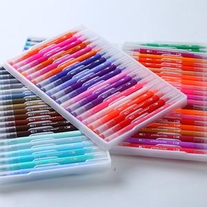 Image 5 - CHENYU 100 สีคู่แปรง Art Markers ปากกา Fine TIP และแปรงวาดภาพวาดสีน้ำสำหรับระบายสีมังงะตัวอักษร