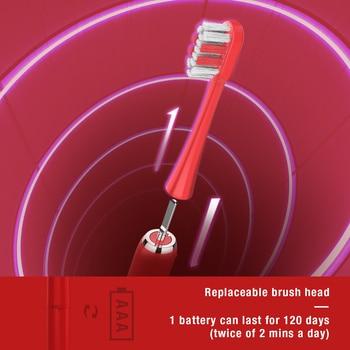 Электрическая зубная щетка SEAGO Sonic SG549 2