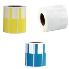 Cord Label Cable Marker Self-Adhesive-Cable Oil-Proof Tear-Resistant Identification 1000pcs