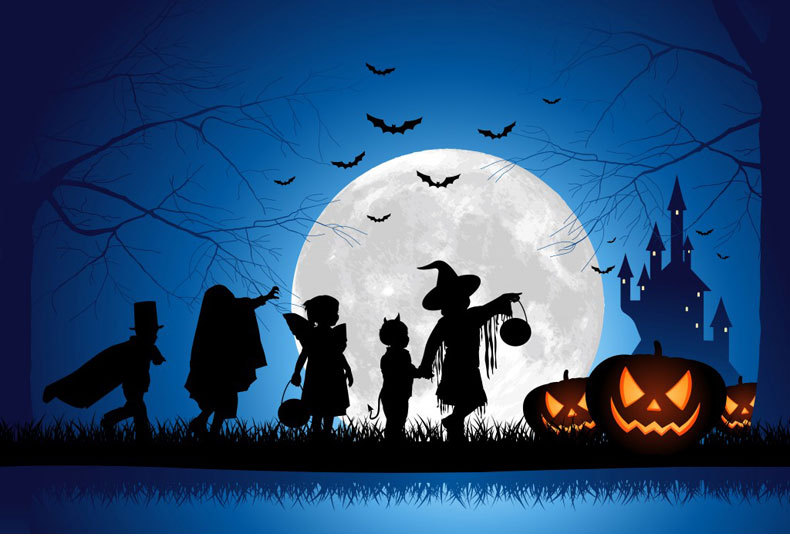 H8d799eeec70d496c9b287bb5681c9d13C - 12pcs/set Halloween Decoration 3D Bat Decoration Wall Sticker DIY Room Wall Decals Home Party Decor for Halloween Wall Stickers