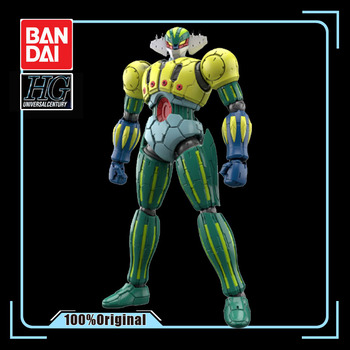BANDAI HG 1/144 INFINITISM JEEG GUDAM Assembly Model Action Toy Figures Children's Gifts 1