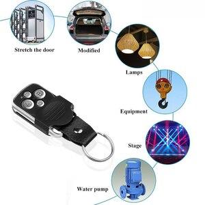 Image 5 - kebidu 433mhz 4 Channel Remote Control For TOP 432EV TOP 432NA TOP432NA 433.92 Mhz Duplicator Garage Door Gate Copy