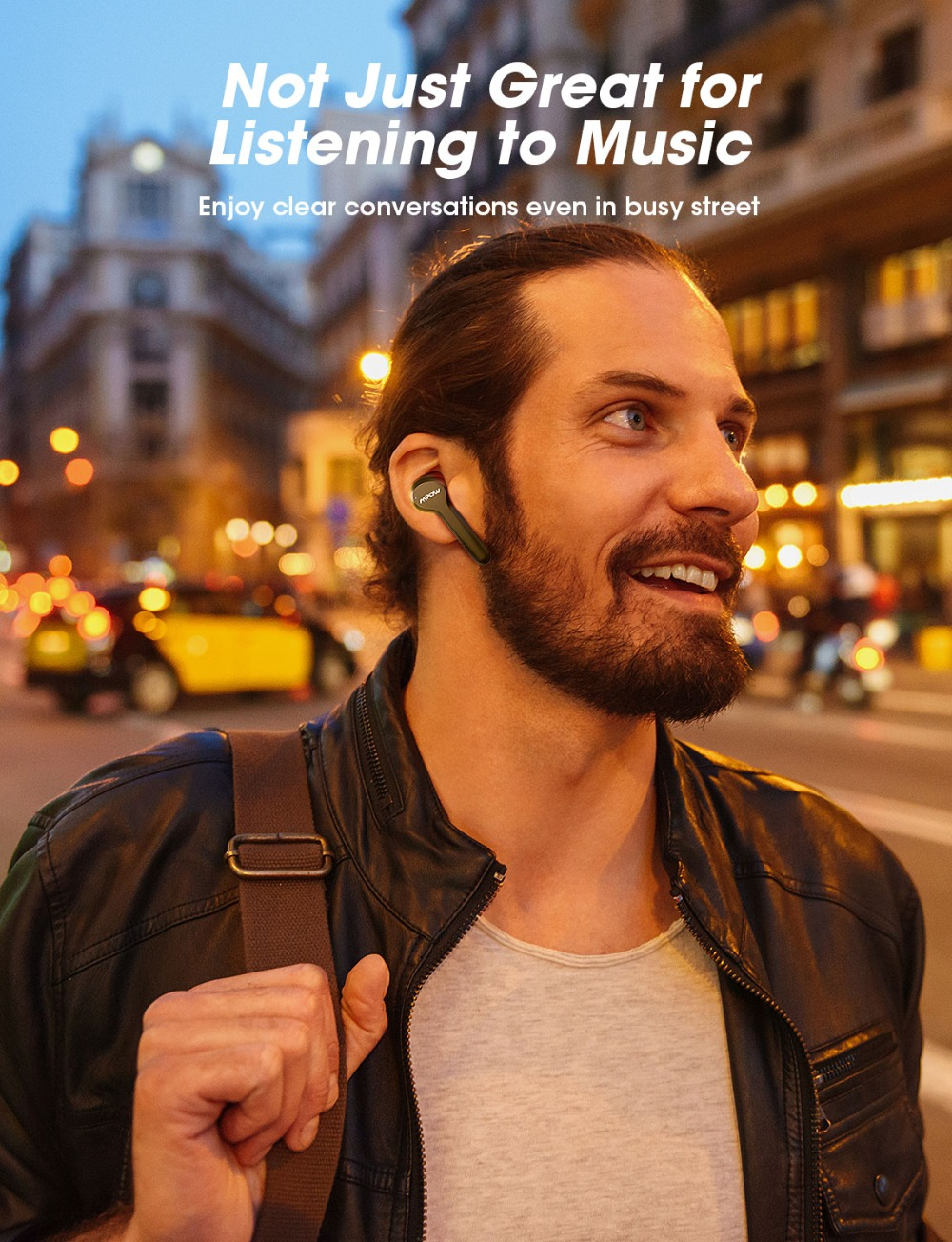 Mpow M9 TWS Earbuds True Wireless Bluetooth 5.0 Headphone IPX7 Waterproof Earphone With Charging Case 30H Playtime For iPhone 11 PK SoundPEATS TWS Earbuds (6)