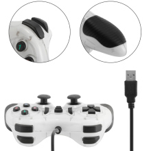 Transparent Wired Gamepad Controller USB Gamepad Joystick Game Controller Joypad For PC Laptop цена