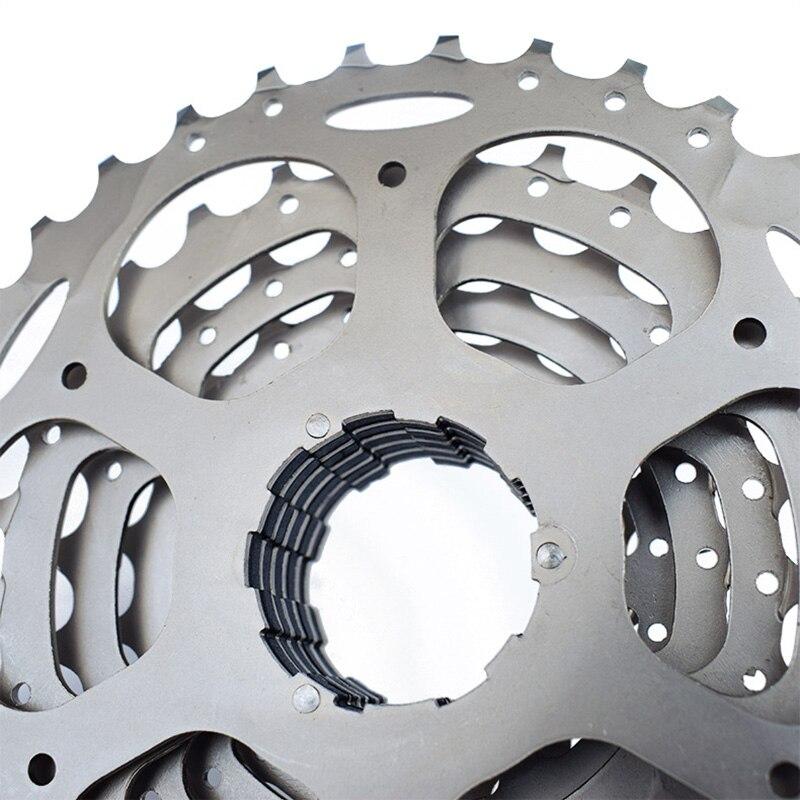 Steel Plate Mountain Bike Freewheel 8-Speed Cassette 11-34T Sprocket Bicycle