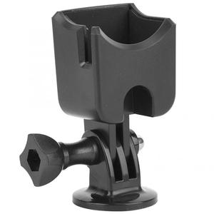 Image 2 - Dji osmoポケットカメラ拡張ベースマウントホルダースタンドブラケットと 1/4 ネジ穴三脚用selfieスティック