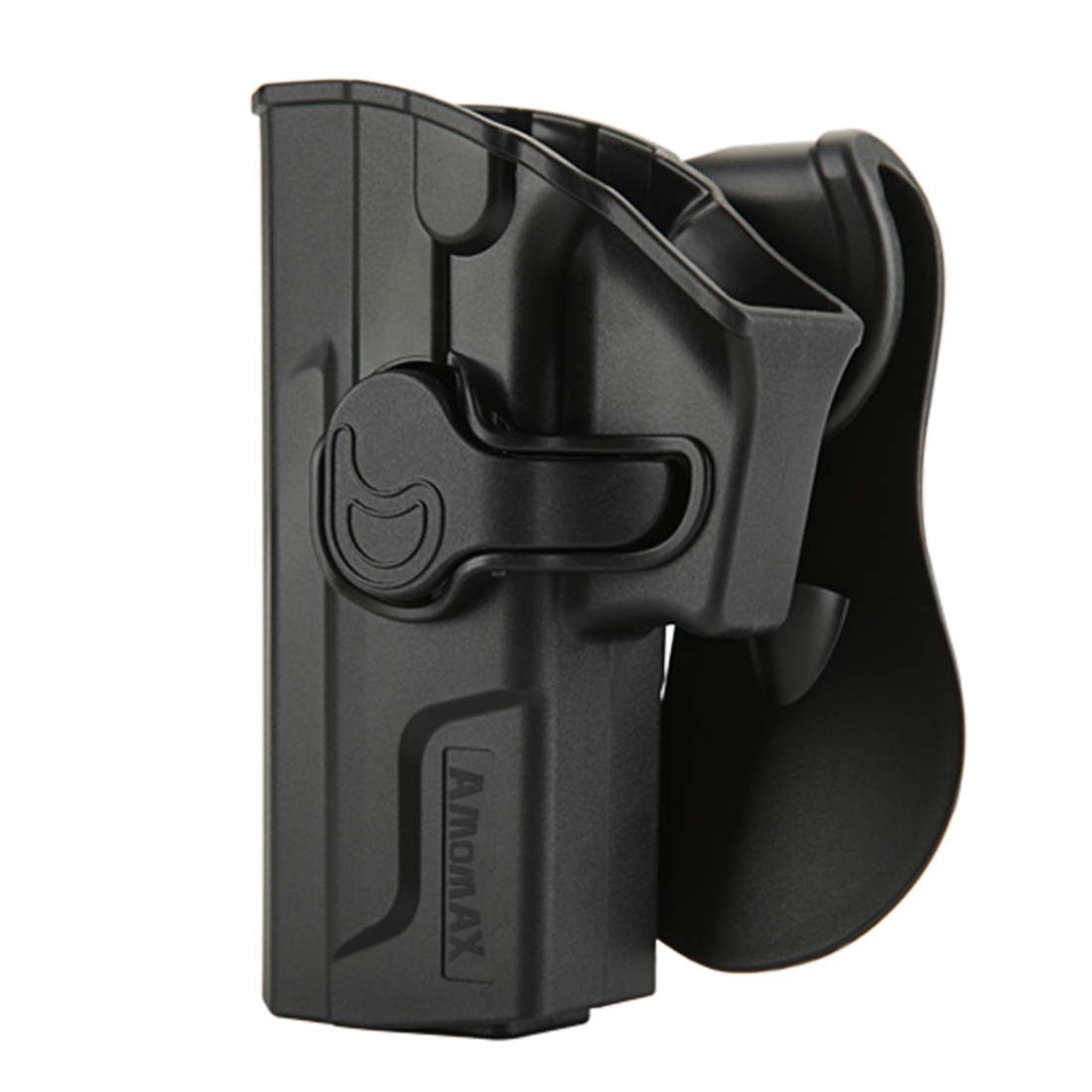 Amomax Adjustable Tactical Holster For Sig Sauer SP2022 - Left-handed Black(Standard Only With Waist Plate