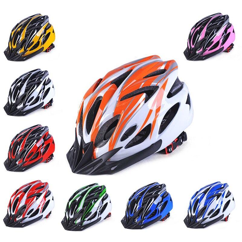 Helmet Bicycle Riding Hoverboard Adjustable Road-Cycing Unisex MTB 57-62cm Multicolor