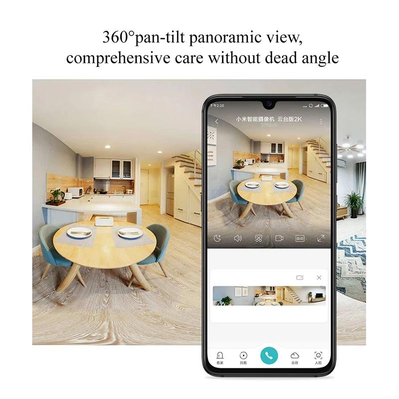 Global Version Xiaomi Mi 360° Home Security Camera 2K PRO Baby Monitor 1296P HD Ultra clear Bluetooth Smart IP Panoramic Camera