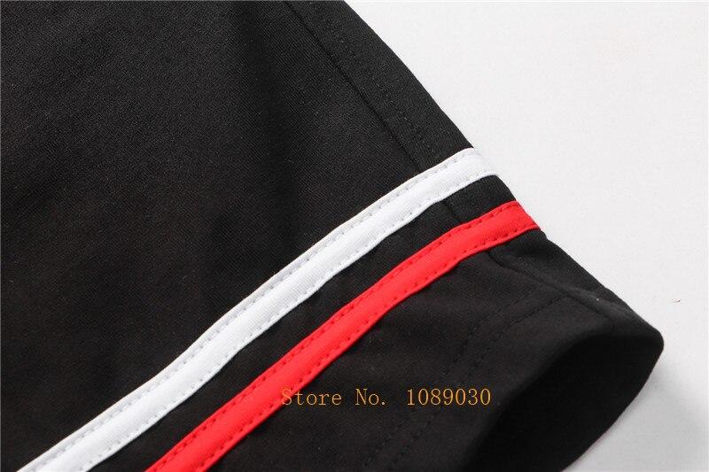 roupas esportivas conjunto de duas peças de