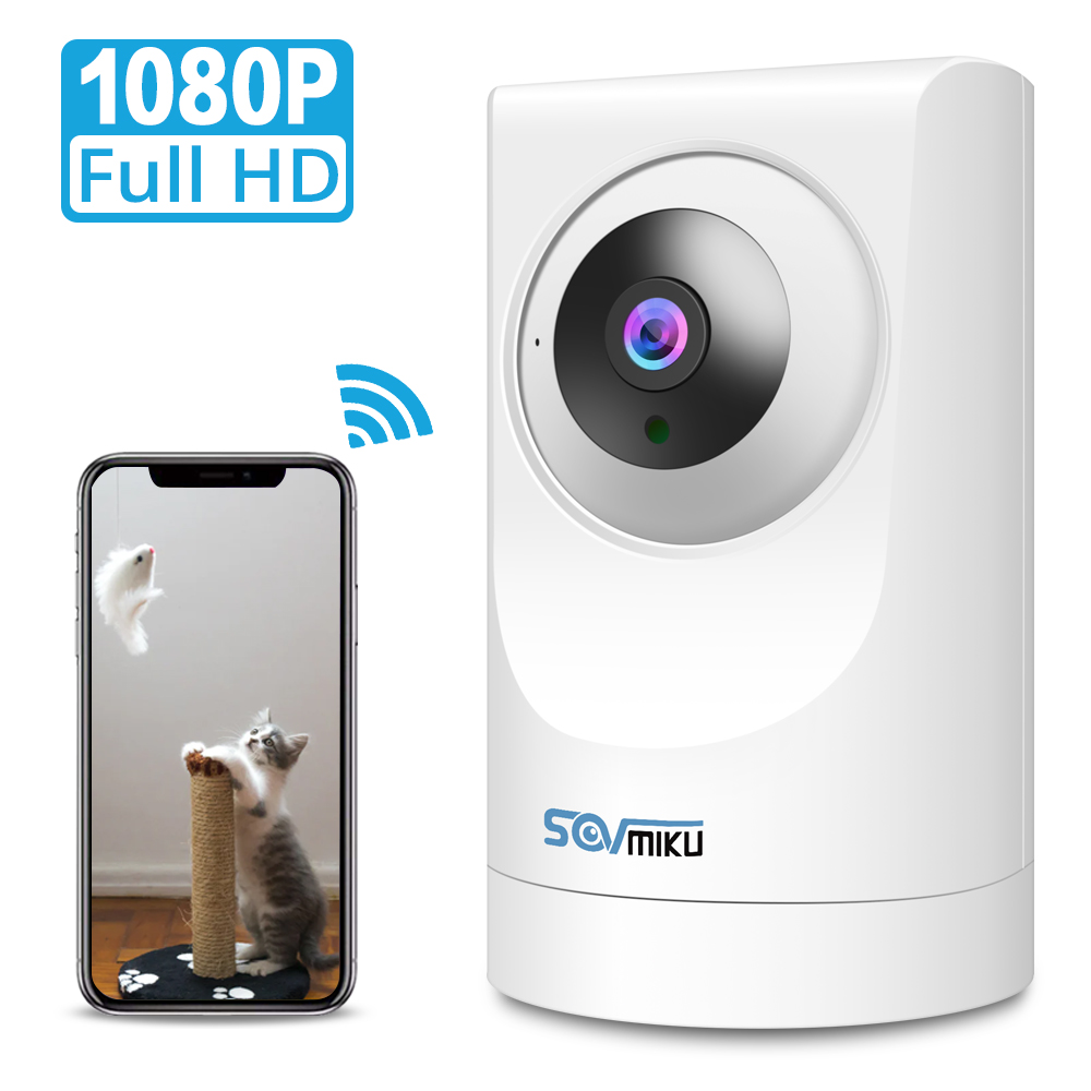 Volle HD 1080P Home Security IP Kamera Zwei-wege Audio WiFi Drahtlose CCTV YI IOT Smart Kamera Indoor IR nacht Vision Baby Monitor