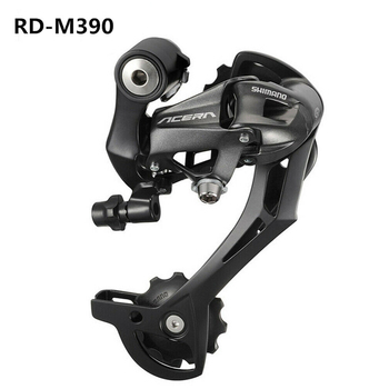 цена на For Acera RD-M390 Rear Derailleur 7 8 9 speed MTB bike bicycle Derailleur Mountain Bike Rear Dial Speed Car Accessories